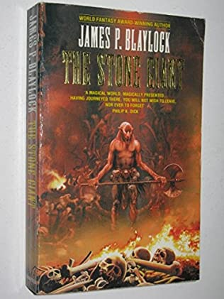 book cover of The Stone Giant