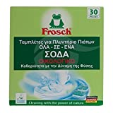 Frosch Baking Soda All-in-One Dishwasher 30 Tablets