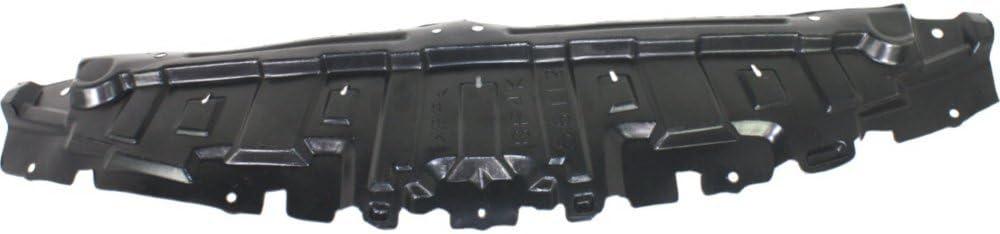Engine Splash Shield Plastic Engine Under Cover Front compatible with Mazda 3