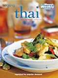 Front cover for the book Thai Cooking Class: Easy Thai-Style Cookery by Maryanne Blacker
