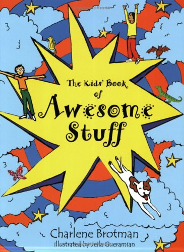 The Kids' Book of Awesome Stuff ebook