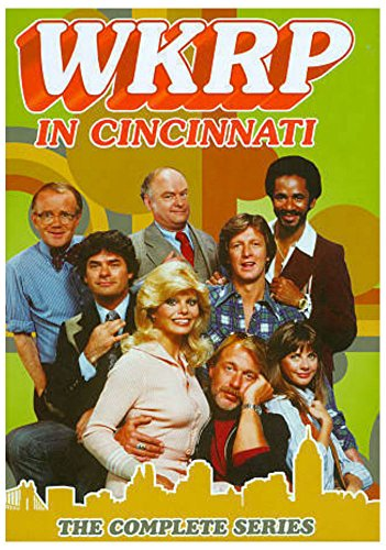 Cincinnati Gift - WKRP in Cincinnati: The Complete Series (DVDS, 2014, 12-Disc Set)