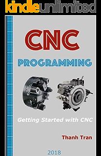Amazon com: CNC Lathe Machine: CNC Program Examples For