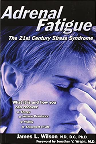 adrenal fatigue 21st century stress syndrome pdf