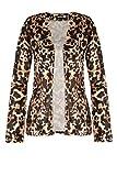 Product review for Boohoo Womens Plus Size Liv Velvet Leopard Print Blazer