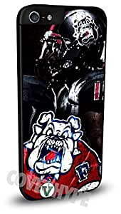 Fresno State Bulldogs Cell Phone Hard Plastic Case for iPhone 6 Plus (5.5 inch)