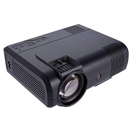 Proyector Minl, 1080p HD Video Projector Tamaño máximo de ...