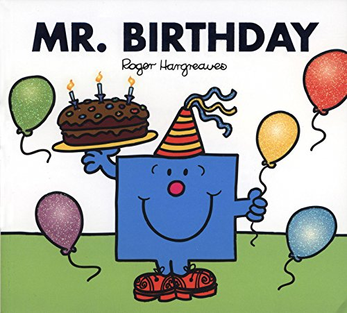 Mr. Birthday (Mr. Men and Little