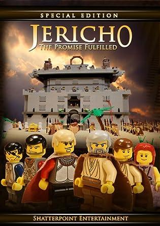 Amazoncom Jericho The Promise Fulfilled Anthony Rondina Jessica