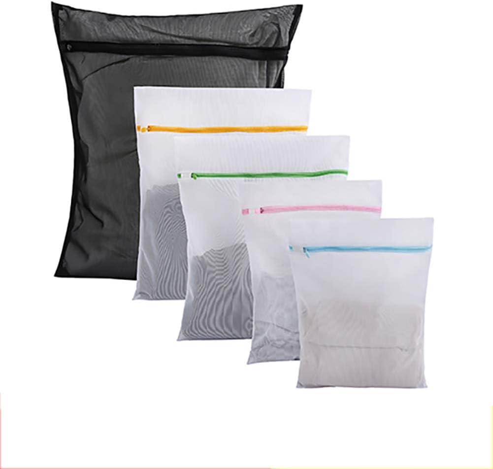 Bolsa de lavandería de malla DFS - 5 bolsas, 3 tamaños para ...