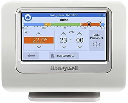 evohome THR99A1000 - Wireless Paquete Connected Calefacción Controller (Por Homexpert)