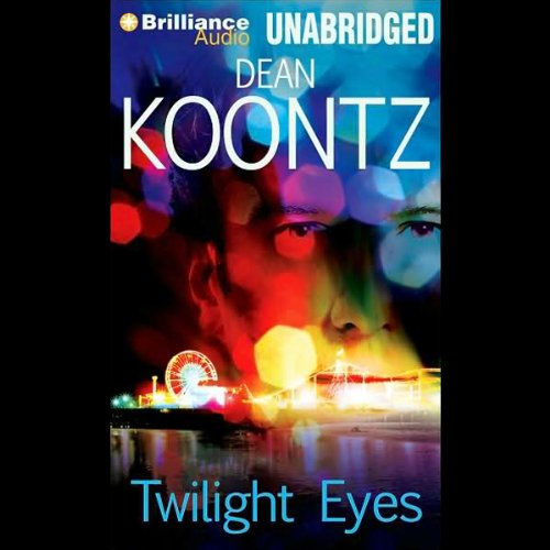 Bargain Audio Book - Twilight Eyes