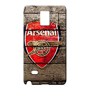 samsung note 4 Ultra Protector Eco-friendly Packaging phone carrying skins fc arsenal sport
