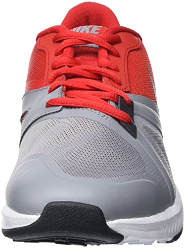 Nike Air Epic Speed TR, Zapatillas Hombre Negro (Negro (stealth/anthracite-university red-white))