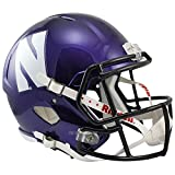 Northwestern Wildcats Officially Licensed NCAA Speed Full Size Replica Football Helmet