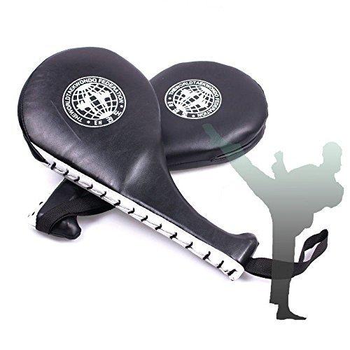 Lovebigword®taekwondo Durable Kick Pad Target Tae Kwon Do Karate Kickboxing Training