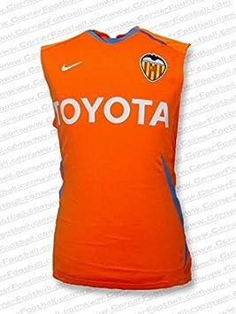 Nike - Valencia Camiseta ENTRENO S/M 07/08 Hombre Talla: L