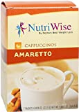 NutriWise – Amaretto Cappuccino Protein Drink (7 packets/box) Review