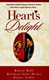 img - for Heart's Delight: Valentine Surprises/Cupid's Chase/Birds of a Feather (Palisades Pure Romance Valentine Anthology) book / textbook / text book