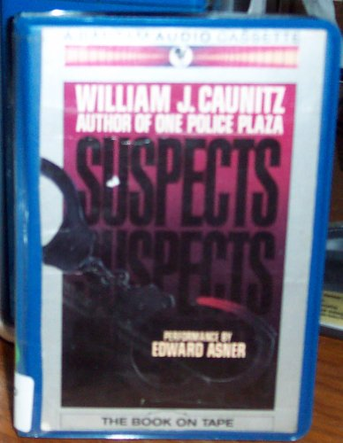 Suspects by William J. Caunitz