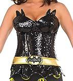 Rubie's Women's DC Comics Batgirl Deluxe Corset