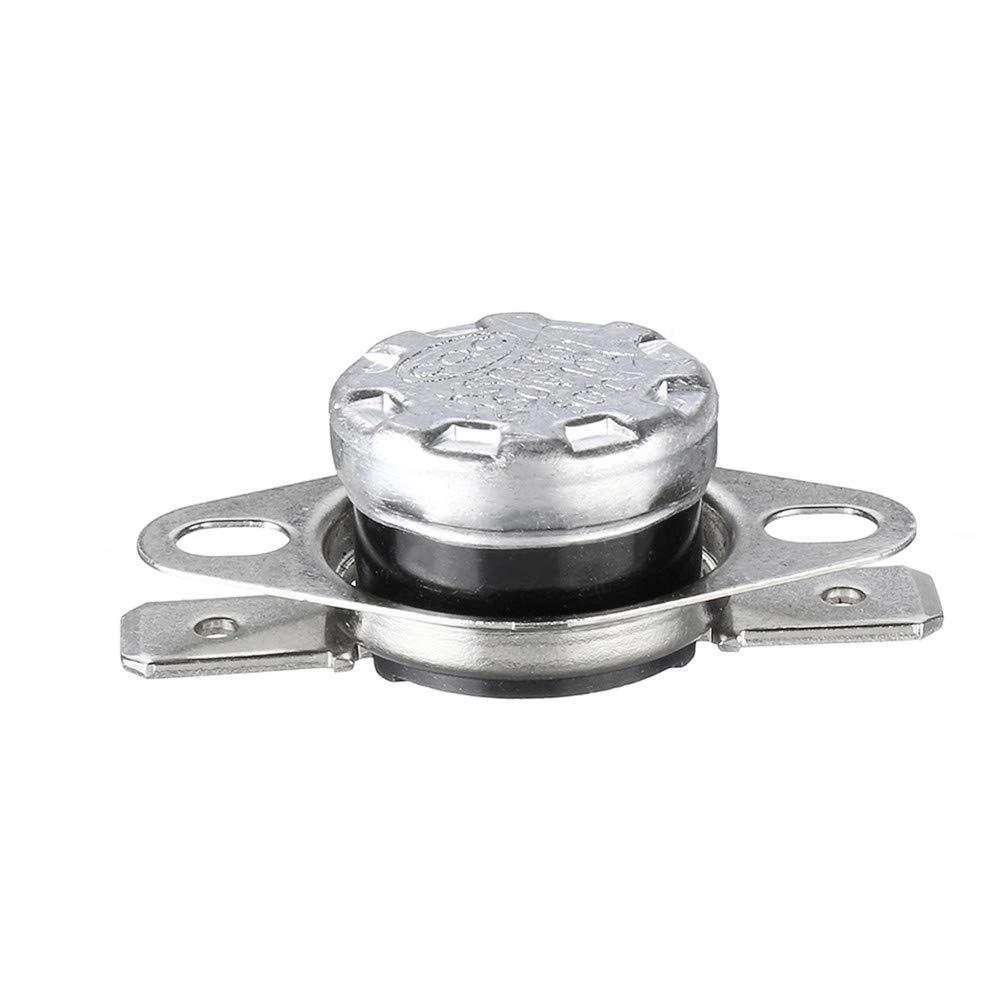 45 CCChaRLes 250V Ksd301 N.C Termostato Temperatura Sensor De Control T/érmico Interruptor 45-150 Grados