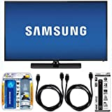 """Samsung UN58J5190 58"""" Class J5190 5-Series Full HD LED Smart TV w/ Accessory Bundle includes TV, Screen Cleaning Kit, 6 Outlet Power Strip with Dual USB Ports and 2 HDMI Cables"""