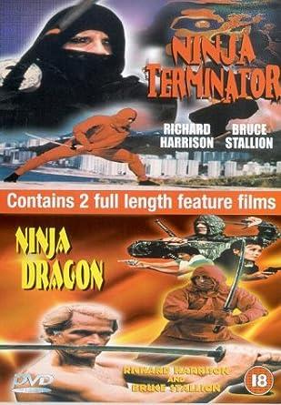 Ninja Terminator [Reino Unido] [DVD]: Amazon.es: Richard ...