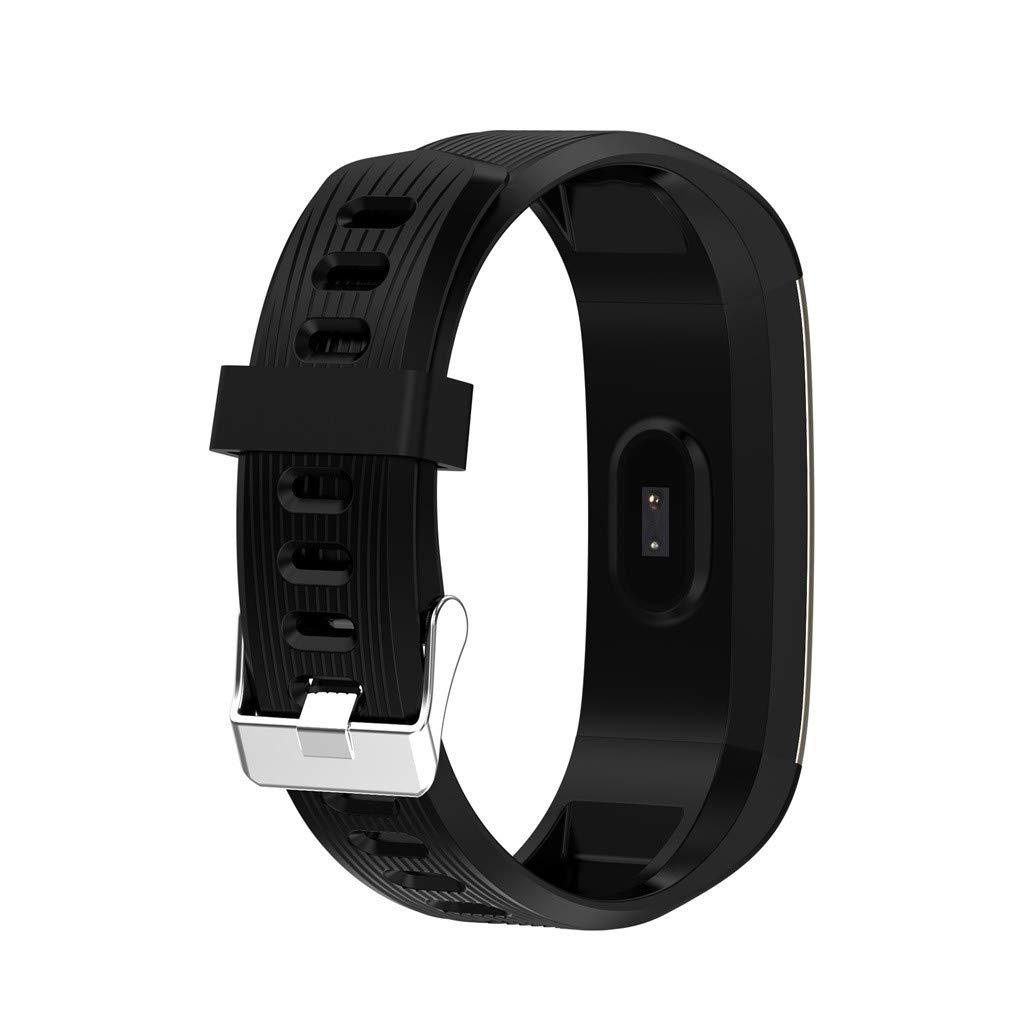 Amazon.com: NOMENI Smart Watch Fitness Tracker with Blood ...