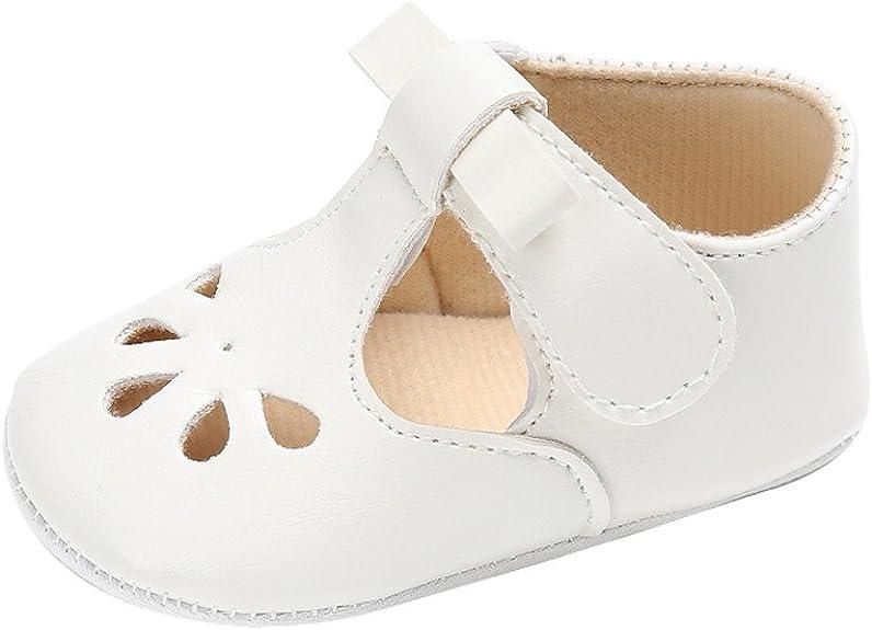 LEvifun Chaussures Bébé Chaussures Princesse Bébé Fille