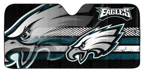 - Philadelphia Eagles Auto Sun Shade - 59''x27''