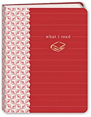 What I Read (Red) Mini Journal