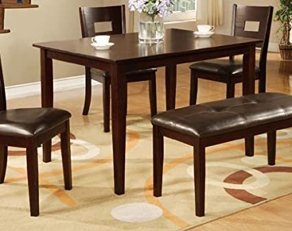 Amazon Com Dining Table 36 X 48 X 30 H Tables