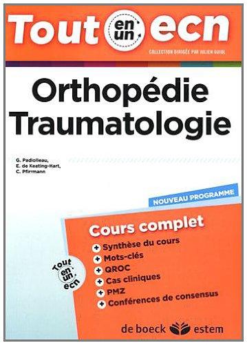 ecn traumatologie