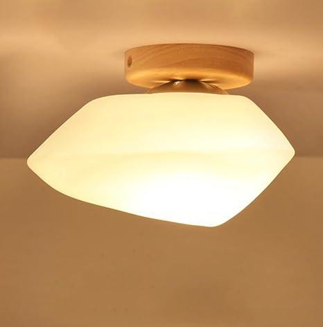 GJ- Registros de Entrada creativos Lámparas de Techo Sala ...