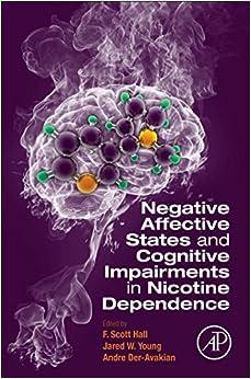 Descargar Libro Negative Affective States And Cognitive Impairments In Nicotine Dependence PDF En Kindle