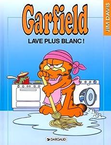 """Afficher """"Garfield n° 14 Garfield lave plus blanc!"""""""
