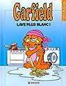 Garfield, tome 14 : Garfield lave plus blanc par Davis