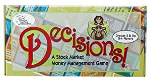 Decisions: A Stock Market Money Management Game