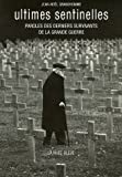 Image de Ultimes sentinelles (French Edition)