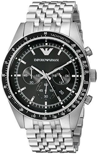 Emporio Armani Men's AR5988 Sport Silver Watch (Emporio Watch)