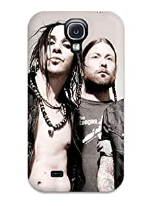 Hot Tpu Cover Case For Galaxy/ S4 Case Cover Skin - Backyard Babies