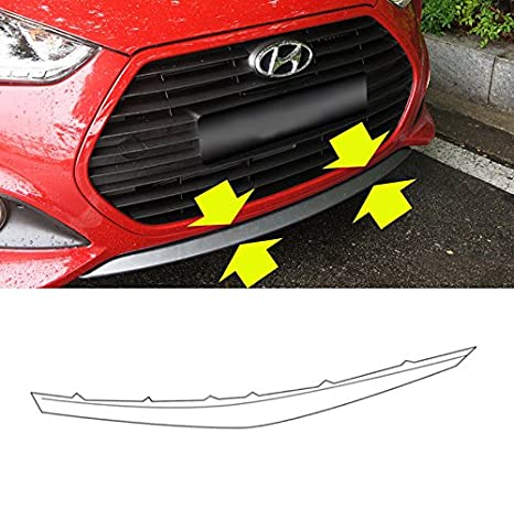 Sell by Automotiveapple, Hyundai Motors OEM Genuine 865802 V500 Parachoques Delantero labio inferior sin pintar 1-pc Para 2013 ~ 2015 Hyundai Veloster ...