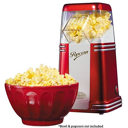 Retro Popcorn Maker - Machine Only (Plain Microwave Popcorn compare prices)