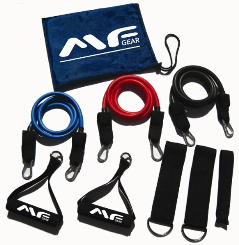 Maximum Fitness Gear Resistance ADJUSTABLE