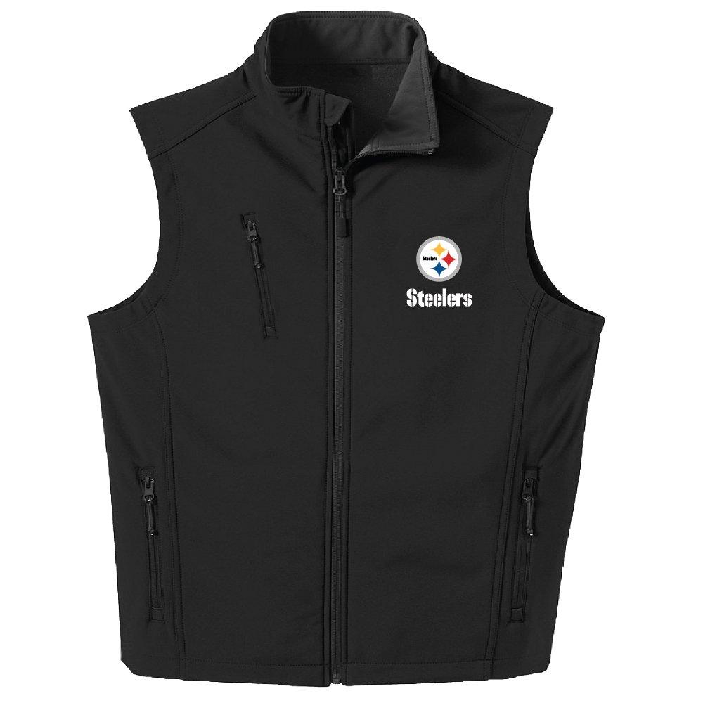 NFLアーチャーベスト B01CD1ANUK 2X|Pittsburgh Steelers 2X