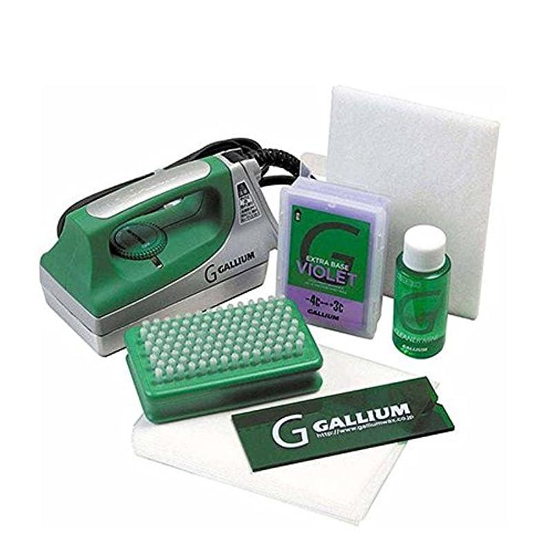 GALLIUM 스노우보드 왁스 키트 세트 jb0008