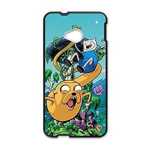 HTC One M7 Phone Case Adventure Time Case Cover PP8L313799