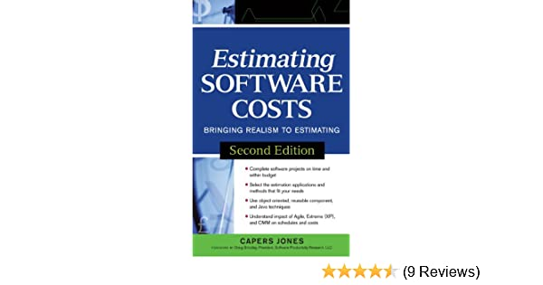 Estimating Software Costs Capers Jones Download