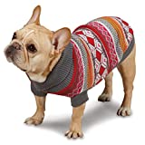 Cheap East Side Collection Northern Lights Sweater for Dogs, 14″ Small/Medium, Raspberry